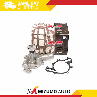 OAW F2101 Engine Water Pump for 97-03 Ford Econoline E150 E250 /& 97-08 Ford Pickup F150 V6 4.2L