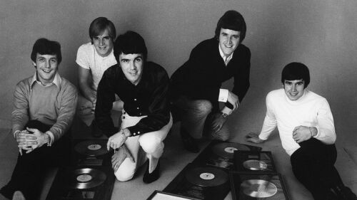 THE DAVE CLARK FIVE MUSIC PHOTO #E1