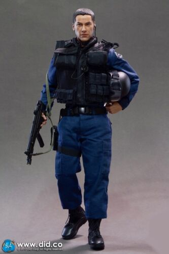 DRAGON IN DREAMS DID 1//6 MODERN US KENNY LAPD SWAT 1990/'s