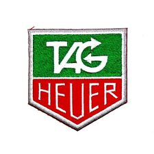 TAG HEUER Watch F1 Motor Sports Racing Embroidered Cap Jacket suit Iron on Patch
