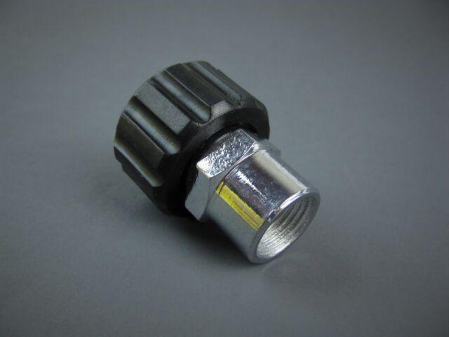 MTM Hydro 24.0456 Screw Adapter M22F x M22F Coupler 14mm