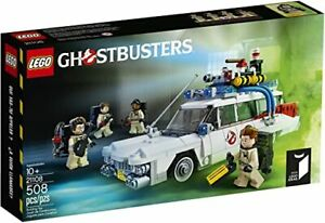 LEGO-Ideas-CUUSOO-Rare-Ghostbusters-Ecto-1-21108-New-amp-Sealed