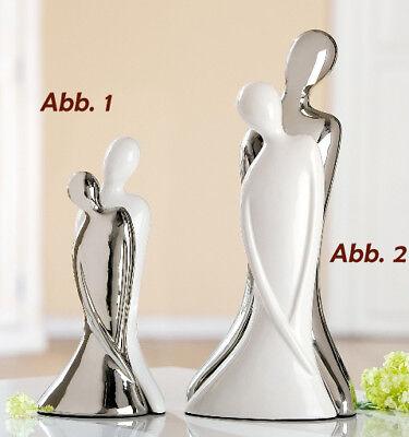 Gilde Paar *Demut* Abb. 1 - Liebespaar Skulptur Figur