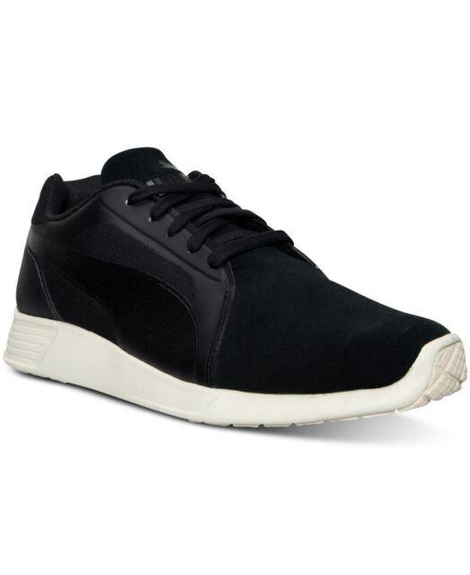 Black PUMA ST Trainer Evo SD Men Shoes
