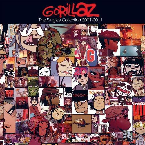 Gorillaz - The Singles Collection 2001-2011 (NEW CD+DVD)