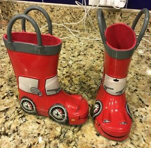 Western Chief Kids Rain Boots Sz 5 Washington Shoe Company | eBay