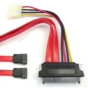 SAS-Hard-Disk-to-2-x7-Pin-SATA-Type-Data-Connector