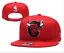 New-Hip-Hop-Men-039-s-Fiited-Baseball-Cap-Snapback-Caps-Unisex-Flat-Bill-bull-Hat-US thumbnail 8