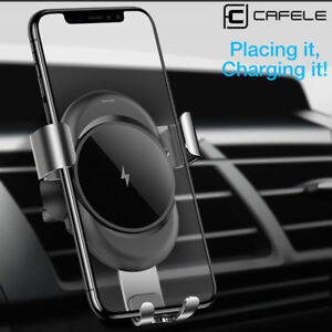 Cafele-10W-QI-Wireless-Charger-Car-Mount-Holder-For-iPhone-X-8-Samsung-Note8-S8