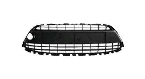 FORD FIESTA MK7 2008-2012 REPLACEMENT FRONT BUMPER GRILLE C//W CHROME TRIM NEW