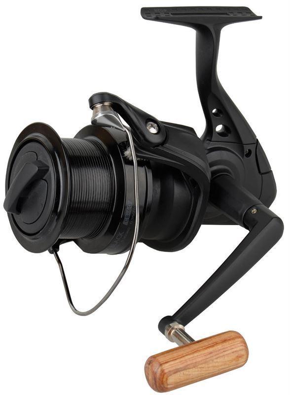 OKUMA Personalizzato Nero CB60 CARP FISHING Reel  51232