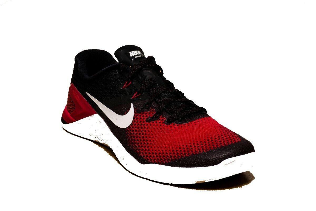 the latest b062b aff79 NIKE 4 SHOES hyper CRIMSON BLACK MENS SIZE 13 NEW AH7453-002 TRAINING  METCON nqnaet3393-Men s Athletic Shoes