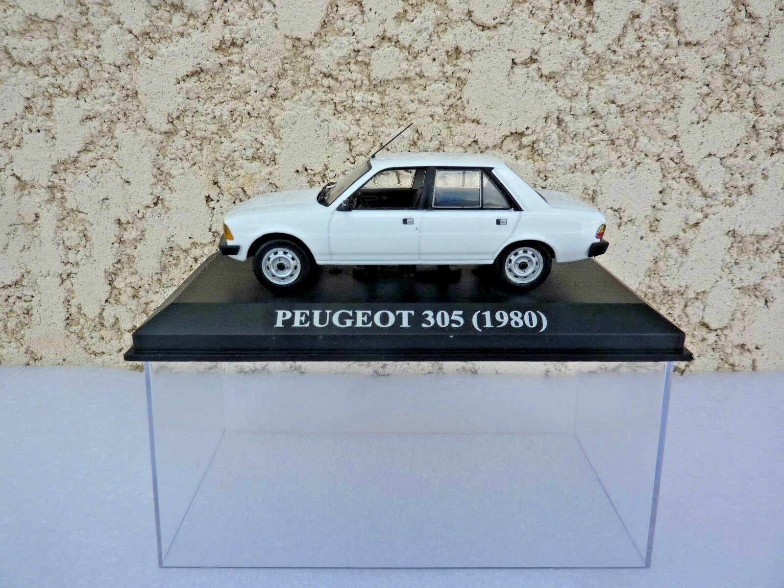 Peugeot 305 GL Blanche 1980 ixo pour altaya altaya altaya   1 43 91b780