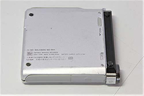 Sony MZ-RH1 S Hi-MD Walkman MiniDisc//MP3 Digital Music Player Linear PCM  USED