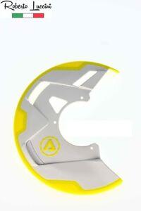 Acerbis Bremsscheibenschutz Spider evolution gelb Suzuki Husqvarna