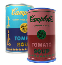 Kidrobot ANDY WARHOL CAMPBELL'S SOUP CAN SERIES - VINYL SOUP CAN RED Mini Figure