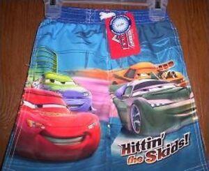 e1c8232da9 Image is loading Disney-CARS-Swimtrunks-18-Months-NeW-Swim-Trunks-
