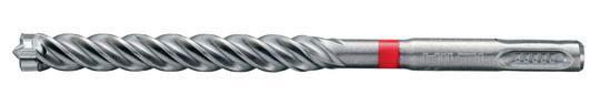 Hilti TE-CX Masonry Drill Bit with SDS Plus Shank - TE-CX 3 4  x 8  - 426823