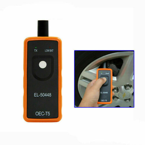 EL-50448 Tire Pressure Monitor Sensor Activation Tool TPMS Reset For GM UK J9D5Q