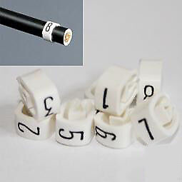 1-Pack-8mm-Cable-Plug-Lead-Numbers-Markers-1-to-8-White