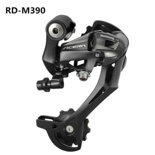 Shimano Acera M390 RD-M390 Mountain Bike Rear Derailleur MTB Gear 7 8 9 Speed