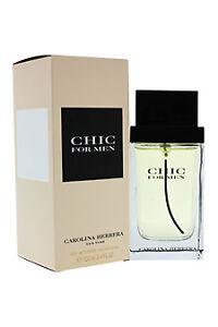 2e4156269c Carolina Herrera Chic Cologne for Men 100ml EDT Spray for sale online