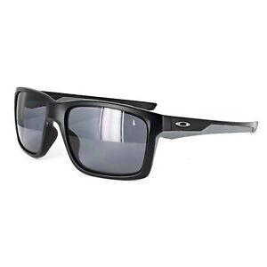 573e41d4bf73a Image is loading Oakley-Mainlink-Sunglasses-OO9264-01-Matte-Black-Frame-