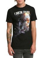 Linkin Park Fire Face T-shirt