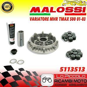 KIT VARIATORE MALOSSI MULTIVAR 2000 YAMAHA TMAX T MAX 500 LC 2001 2002 2003