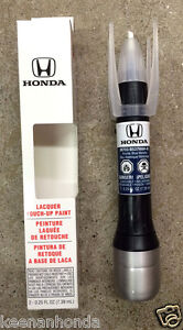 Genuine Oem Honda Touch Up Paint Pen B537m Atomic Blue