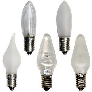 LED-Lampe-E10-Ersatz-Gluehbrine-Gluehlampe-Lichterbogen-Lichterkette-Schwibbogen