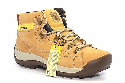 CATERPILLAR P71429 ACTIVE ALASKA Mn's (M) Honey Leather/Nylon/Mesh Hiking Boots