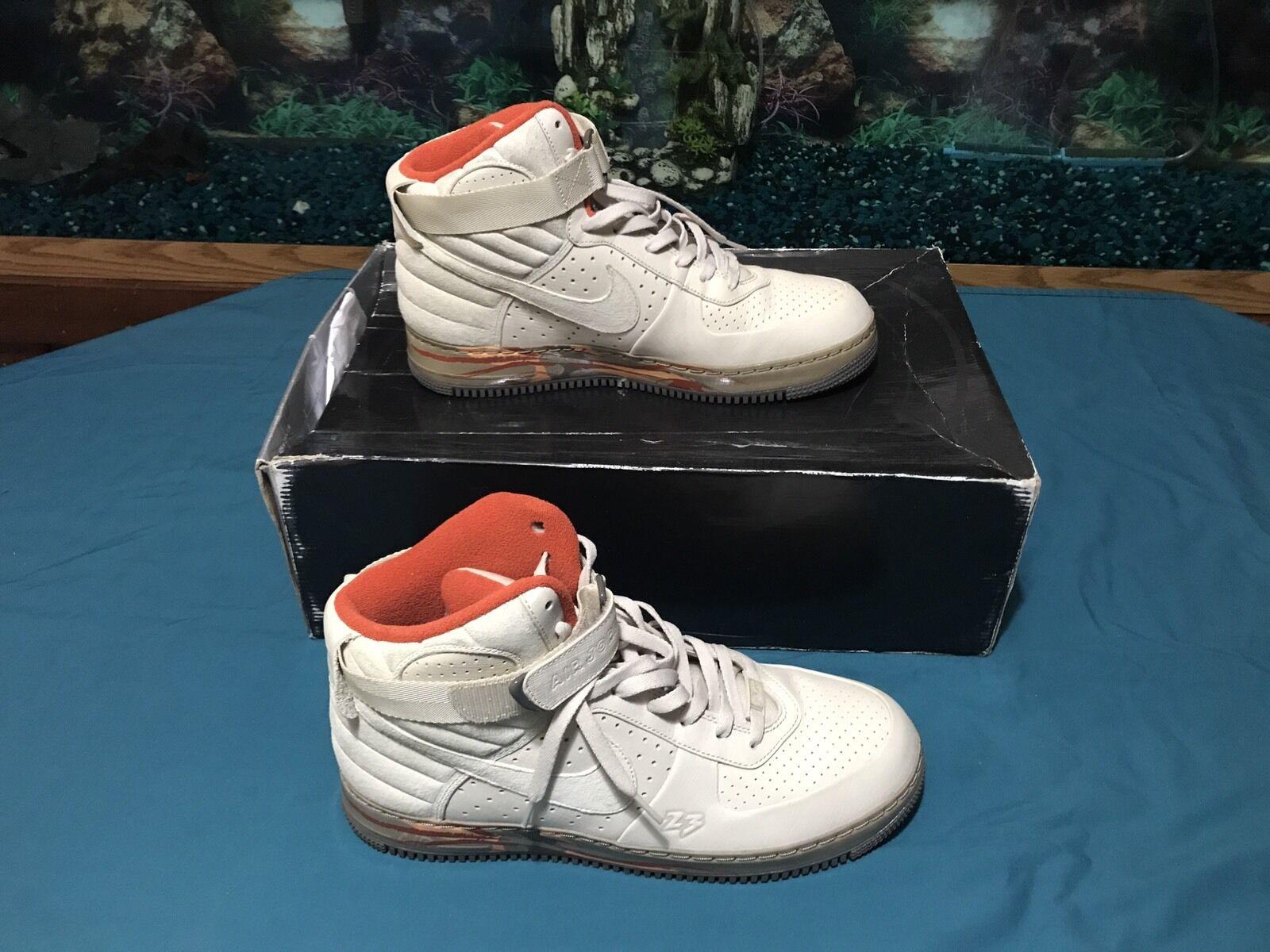 Nike Size Men's AJF 8 LS Size Nike 12 HTF d7e3a8