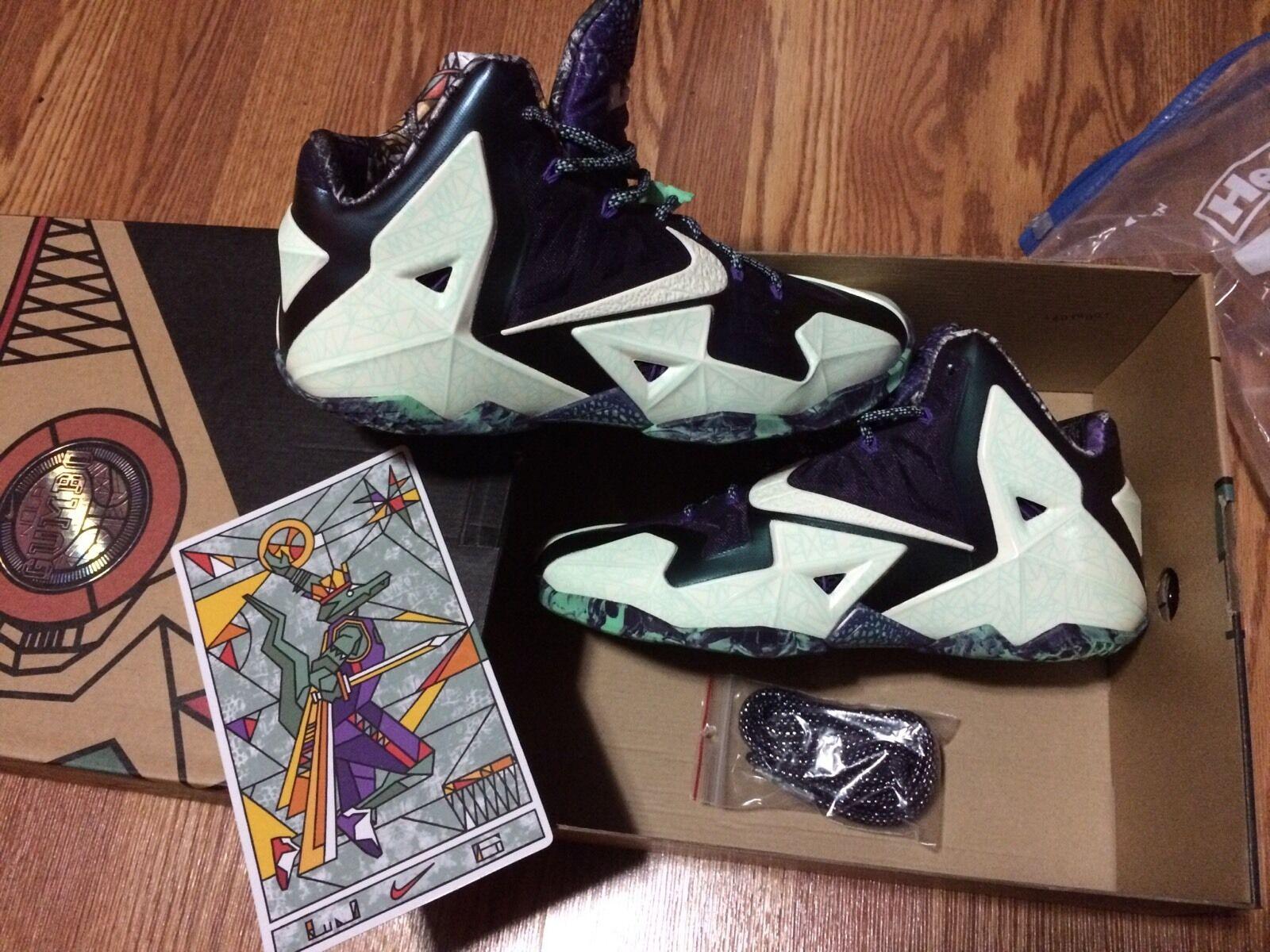 Nike Lebron Xi 11 All Star Gumbo Sz 12 cc8c0zbpx65840
