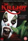 Killjoy 1-4 5037899047972 With Debbie Rochon DVD Region 2
