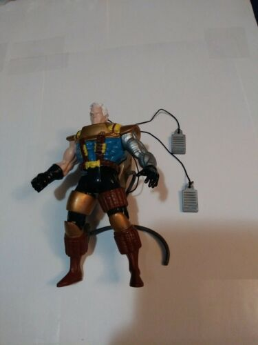 Xmen Cable Toybiz Action Figure Used Comic Book Stuff 1994