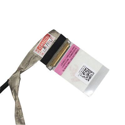 GENUINE DELL LATITUDE E5570 PRECISION 3510 LCD Video Cable NON-TOUCHSCREEN 9TKMN