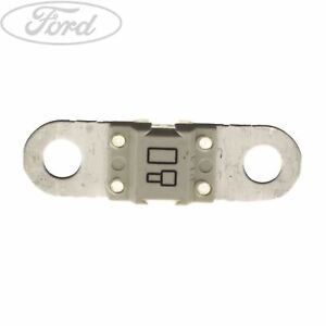 Genuine Ford Circuit Breaker 32 Volt 80 AMP Mega Fuse White 1148216