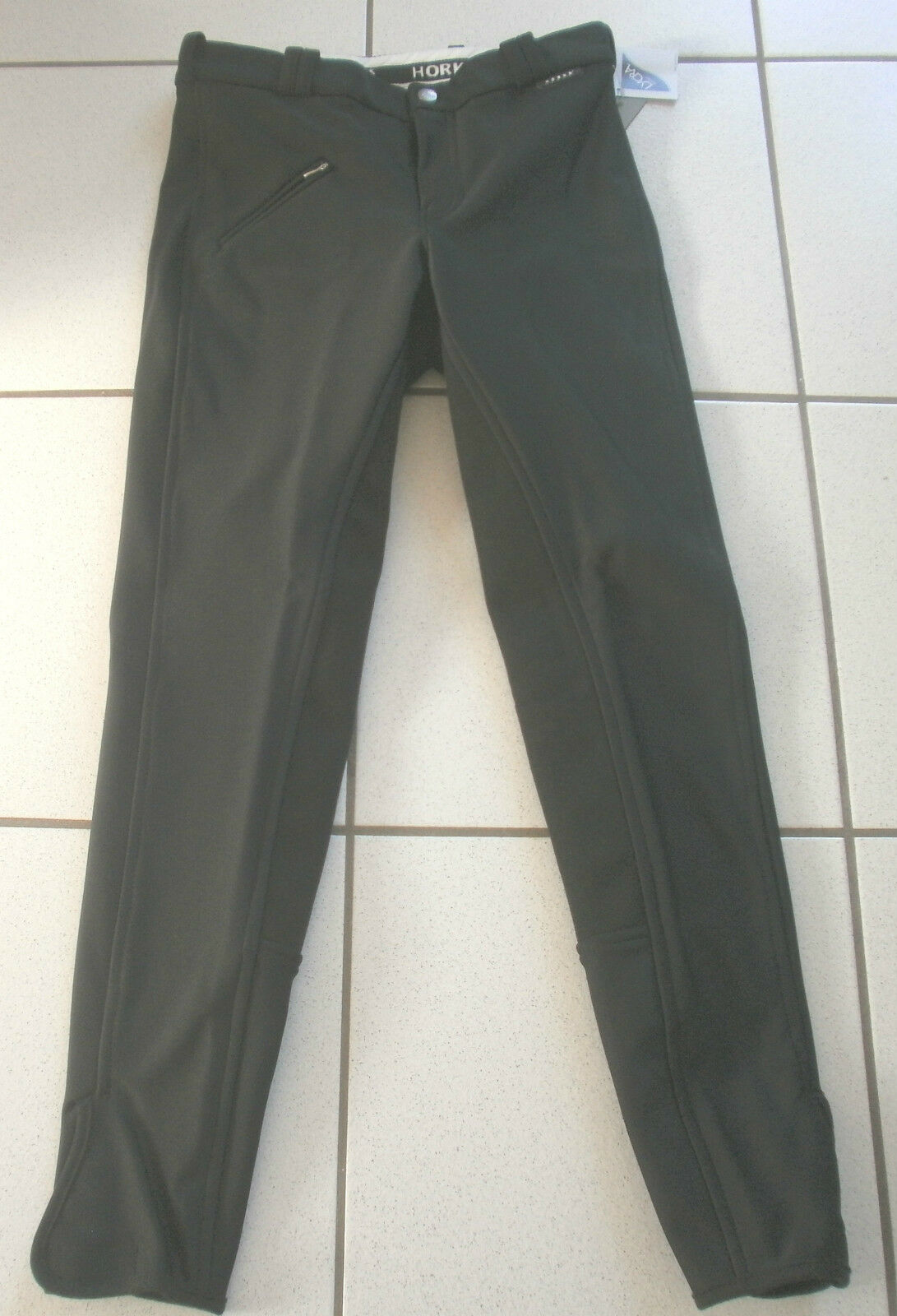 Horka Softshell Reithose (Winter) Vollbesatz, schwarz, Gr.176(3407), Sonderpreis  | Zahlreiche In Vielfalt  | eine breite Palette von Produkten  | Schöne Farbe