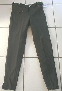 Horka-Softshell-Reithose-Winter-Vollbesatz-schwarz-Gr-176-3407-Sonderpreis