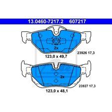 ATE Zubehörsatz Scheibenbremsbelag 13.0460-0171.2 für MERCEDES 190 COUPE W201