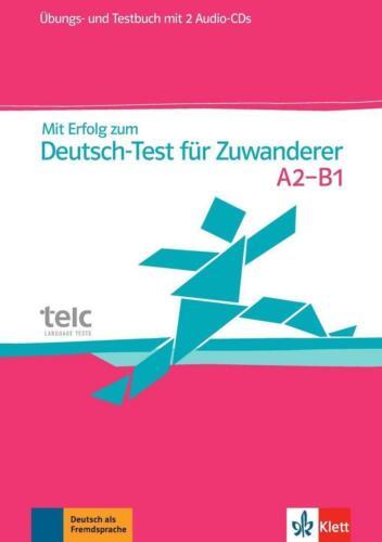 1 von 1 - Mit Erfolg zum Deutsch-Test für Zuwanderer von Britta Weber und Hans-Jürgen Han…