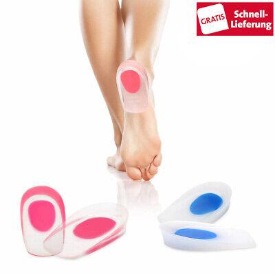 Gel Schuheinlagen Einlegesohlen Orthopädische Fußbett Sport Arbeitsschuhe 41-47
