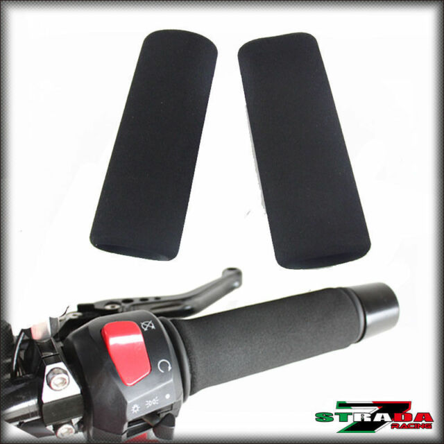 Strada 7 Moto Anti Vibration Protège Manettes pour Sym Citycom 125i 300 300i