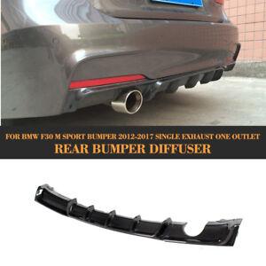 Bumpers Frp P Style Lustrous Surface Automobiles & Motorcycles 2019 Latest Design Front Bumper Chin Lip Spoiler For Bmw 5 Series F10 M5 Sedan 4door 2012-2016 Carbon Fiber