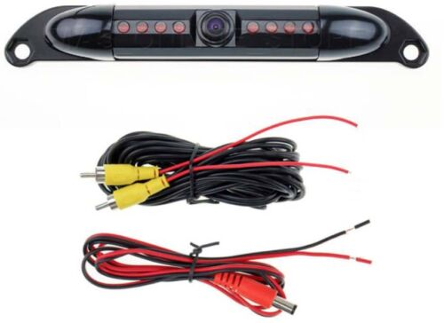 COLOR REAR VIEW CAMERA W// ACTIVE GUIDELINES FOR KENWOOD DNX890HD DNX-890HD