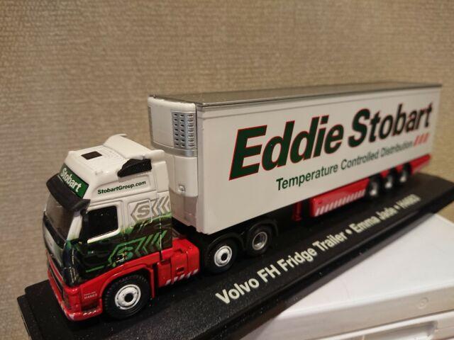 Eddie Stobart Jumbo Fridge Magnet white ES-J