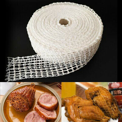 1//3 Meters Cotton Meat Net Ham Roast Sausage Net Butcher/'s String Roll Cooking