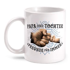 Details Zu Papa Tochter Tasse Spruch Geburtstag Geschenk Idee Vatertag Geburt Baby Vater