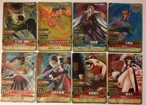 One Piece OnePy Berry Match W Super Rare Set PART08 11/11